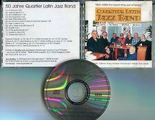 Quarter latin groupe de jazz CD 1952-2002 dansante thing East of Harlem Jazz realities