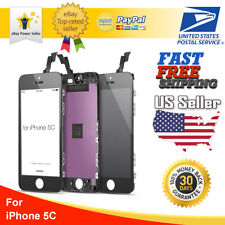 For Apple iPhone 5C Screen Replacement LCD Display Touch Digitizer Screen Black