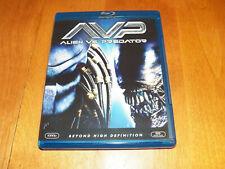 Avp Alien Vs. Predator Aliens Predators Sci-Fi Classic Thriller Blu-Ray Disc