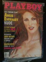 PLAYBOY FEBRUARY 2000 Susanne Stokes Angie Everhart Sopranos Jeff Bezos