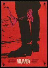 CAMP FOLLOWERS Le SOLDATESSE Czech A3 movie poster MARIE LAFORET ANNA KARINA