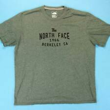 Men's THE NORTH FACE T Shirt Size XL Mens Classic Fit Script Logo Tee
