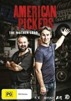 American Pickers : The Mother Load (DVD, 2018, 2-Disc Set) Region 4