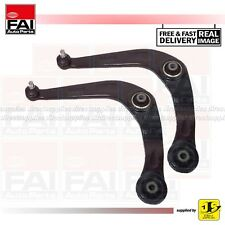 FAI WISHBONE PAIRS LOWER FITS PEUGEOT 206 1.1 1.4 1.6 1.9 2.0 3520G8