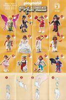 Playmobil 5158 Figuren Figures Serie 2 Girls - neuwertig