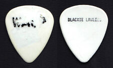Vintage W.A.S.P. Wasp Blackie Lawless Signature Guitar Pick - 1986 Circus Tour