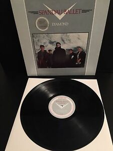 Spandau Ballet – Diamond (Vinyl, LP, CDL 1353, New Wave, 1982)