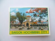Set of 10 pcs  Vietnam Tourism Old Postcard - Saigon Hochiminh City (#182)