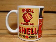 300ml COFFEE MUG - SHELL OIL SIGNAGE