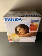 Philips Wake-Up Light With Colored Sunrise Simulation - White