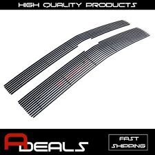 FOR CHEVY SILVERADO 1500 2014~2015 UPPER Polished BILLET GRILLE GRILL boltover