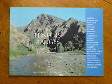 The Flinders Ranges and Beyond - Ronald Coudrey & Richard Lang (Softcover, 1973)