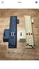 2 THOMAS THE TRAIN TRACKMASTER:  STOP N GO w BRAKE TRACK & 2 WAY SWITCH TRACK