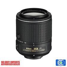 Nikon AF-S DX Nikkor Zoom 55-200mm f/4-5.6G ED VR II *Authorised Dealer*