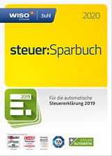 WISO steuer Sparbuch 2020 (für Steuerjahr 2019) Download Windows