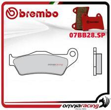 Brembo SP - Pastiglie freno sinterizzate posteriori per BMW R850R 1996>