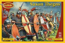 Saxon thegns-avvincente BESTIA Plastics GBP - 28mm-Crociate-Saga