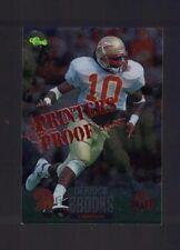 1995 Classic Draft # 28 Printers Proof 1/297 Derrick Brooks Rookie (B)