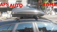 BOX G3 PORTATUTTO HELIOS 400+BARRE PORTAPACCHI G3 PEUGEOT 508 SW RAILS