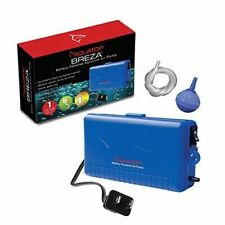 Aquatop Battery Powered Air Pump w/ Ac Power Failure Sensor