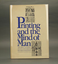 Printing And The Mind Of Man. (1967). Lot 344