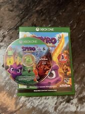 """Spyro Reignited Trilogy Video Game for Xbox One """" Excellent Condition"""""""
