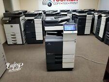 Konica Minolta Bizhub C224e Color Copier-Printer-Scanner. Low Meter Count