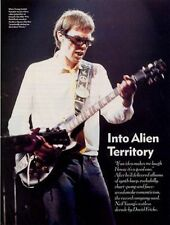 Neil Young 'In Trans - The 80's' 'Mojo'  Int. Clipping