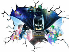 Children's Batman Wall Stickers