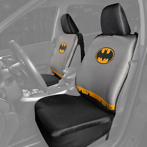 Original Batman Seat Cover for Car with Cape - 2 Sets for Driver and Passenger