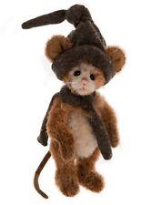 CHARLIE BEARS- CLOCKWORK -Limitierte Auflage von 1200 weltweit - Mohair & Alpaca