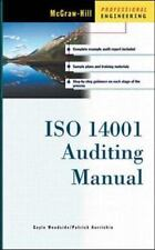 Professional Engineering: ISO 14001 Auditing Manual by G Woodside + P Aurrichio