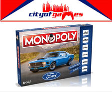 Ford Monopoly Board Game Brand New In Stock