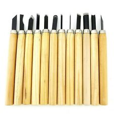 1Set Wood Carving Tool Chisel Tool Wood Working Engraving Supply for Carver