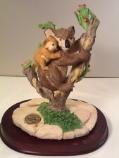 ZoobabeeZ Koala w/Baby Figurine Le Collector Albert E Price Limited Edition