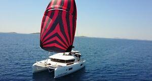 Lagoon 42 Katamaran - Skippertraining 2021 auf Teneriffa und Sommer in Kroatien