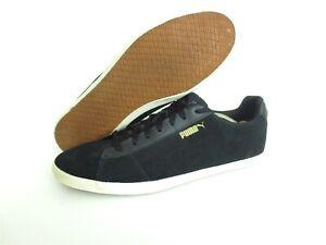 PUMA Shoes Men's SPORT CIVILIAN SD 359185 03 Black Sneaker Size US 11.5 [A7]