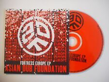 ASIAN DUB FOUNDATION : FORTRESS EUROPE EP [CD SINGLE PORT GRATUIT]