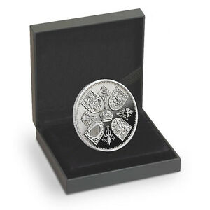 2014 UK Royal Mint - First Birthday of Prince George £5 Silver Proof Coin