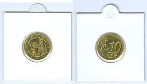 Autriche 10 Cent Pp (Choisissez entre 2002 - 2018)