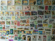 400 Different Chad Stamp Collection