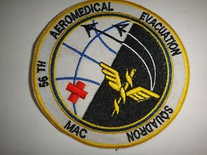 USAF 56th AEROMEDICAL EVACUATION SQUADRON In Japan Patch (Inactive)