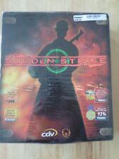 Sudden Strike original big box PC game still sealed