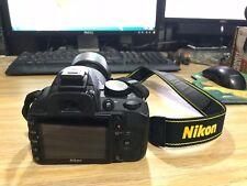 Nikon D3100 Digital Black Camera + AF-S NIKKOR 55-200mm DX Lens