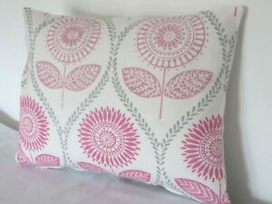 Laura Ashley Sunflower Pink  16 x 12  Cushion Cover