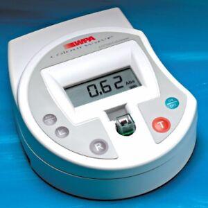 Biochrom WPA CO7500 Colorimeter, Accessories & Qty 8 Macro Cuvettes (New)