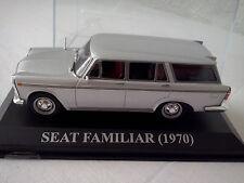 SEAT 1500 FAMILIAR 1970 IXO 1/43 NUEVO NEW MINT IN BOX