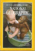 NATIONAL GEOGRAPHIC MAGAZINE Volume 157 No.6 June 1980