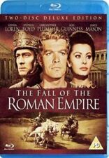 Fall of The Roman Empire 5060020701184 Blu Ray Region B P H