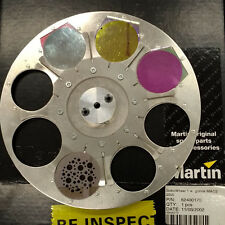 MARTIN MAC 2000 Gobo Wheel 1 with 4 Glass Gobo's magnétique Missing